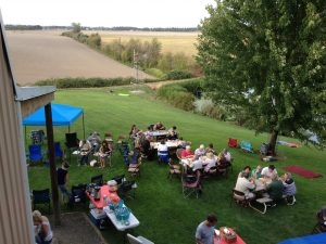Picnic Brought Community Together